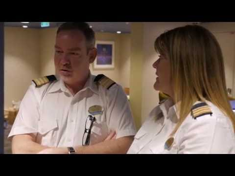 A Day in the Life of a Royal Caribbean Hotel Director