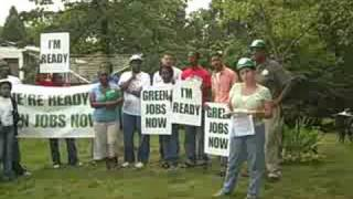 Green Jobs Now Day of Action Prince George