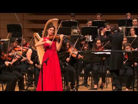 Tania Miller conducts the RCO: Max Bruch, Scottish Fantasy