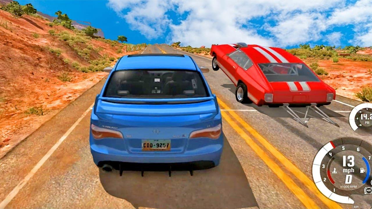 Juegos de Carros - Beaming - Juegos de Autos Deportivos