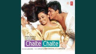 Gambar cover CHALTE CHALTE (INSTRUMENTAL)