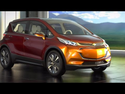Chevy Bolt / New Chevy Volt 2016 Crossover SUV TV Commercial Hybrid Electric Car 2015 CARJAM TV
