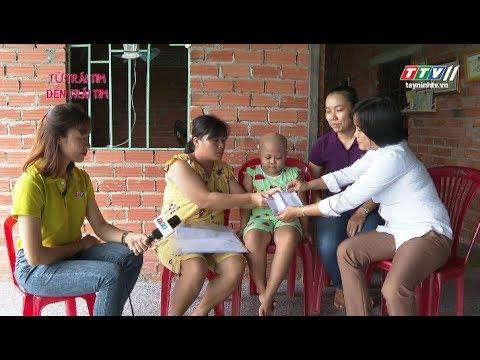 Trần Quỳnh Anh – cô bé 6 tuổi mắc bệnh ung thư | TỪ TRÁI TIM ĐẾN TRÁI TIM | TayNinhTV