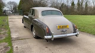1959 Bentley S1 Left Hand Drive FOR SALE