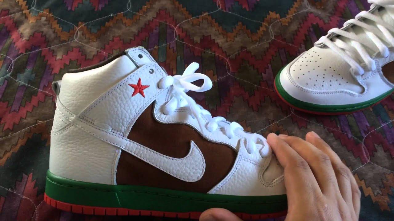 meet 5ee56 48b29 Nike SB Dunk High Cali California SB Dunk Hi First Look Review Pick Up  Collection