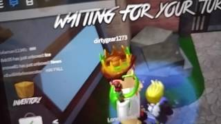 Playing Roblox episode 3