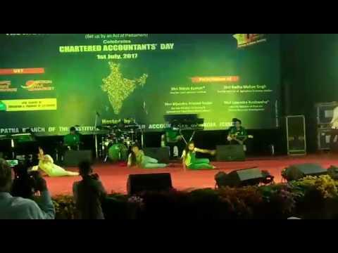 Hasi(female) rhythmic thunder crew (Tushar,pratiksha,shreya,prince,aman,ankita) chochoryogrphy-yash