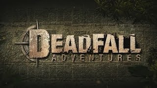 Deadfall Adventures Walkthrough - Mission 4: Arctic Cave (All Treasures Included)