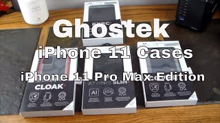 Zapętlaj Ghostek iPhone 11 Cases Pro Max Edition | Mardee Thompson