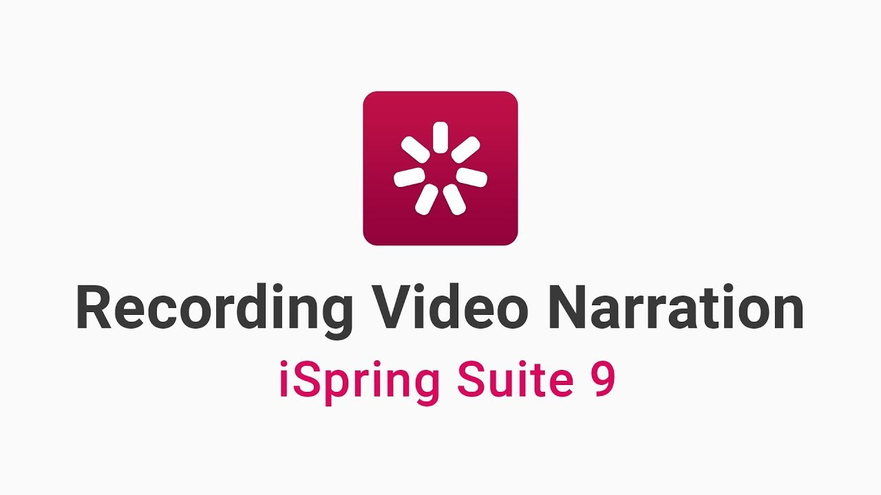 How to Create Video Narration | iSpring Suite