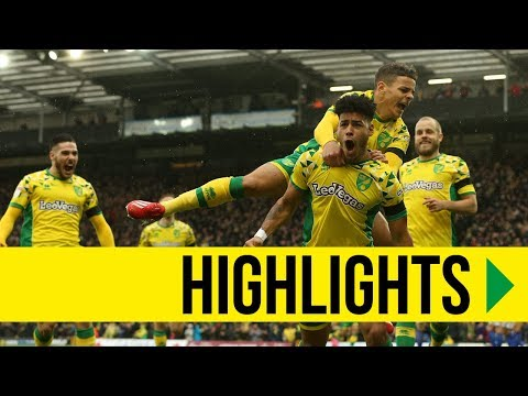 HIGHLIGHTS: Norwich City 3-0 Ipswich Town