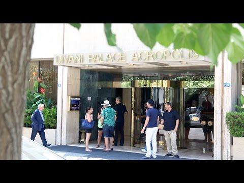 Divani Acropolis Hotel Athens, Greece