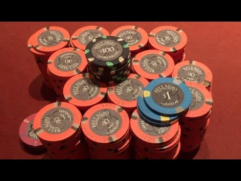 Poker Vlog Ep 18 - Bellagio 5/10 For First Time On Vlog w Dmoongirl, ALL IN PF vs Hashtag King