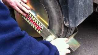 Bulldog Secure Tc350 Wheel Clamp Fitting