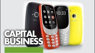 Reloaded Nokia 3310 with 22 hour talk time battery now available in Kenya