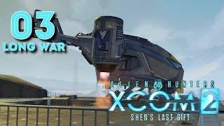 XCOM 2 LONG WAR Убогая эвакуация 003