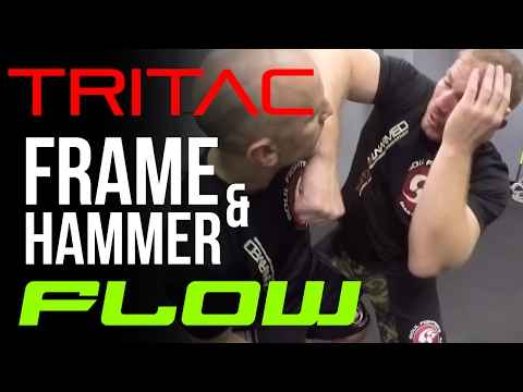 TRITAC Frame & Hammer Flow - Punch Defense & Counter Attack