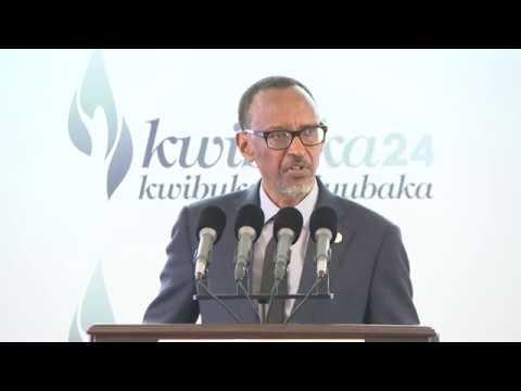24th Commemoration of the 1994 Genocide Against the Tutsi   Kwibuka24   Kigali, 7 April 2018