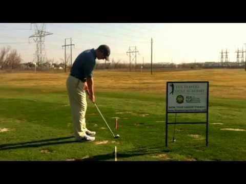 plane golf machine
