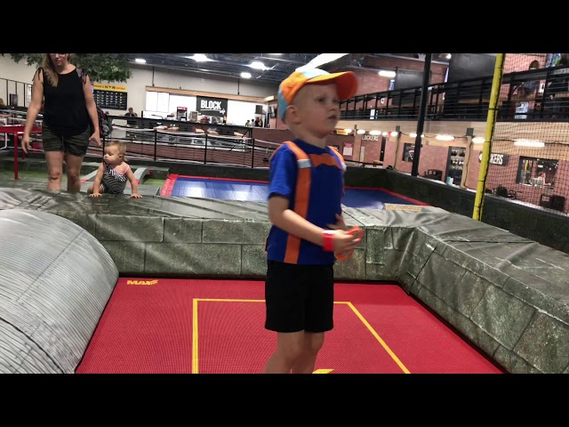 KTR Action Sports in Scottsdale - Phoenix With Kids