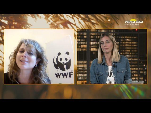 Verso Sera, 28.4.21. Misa Urbano ospita Eva Alessi del WWF per il lancio della campagna FOOD4FUTURE