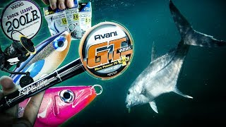 Giant Trevally Popping and Stickbaiting Tackle Talk | What I've Learned (2018)