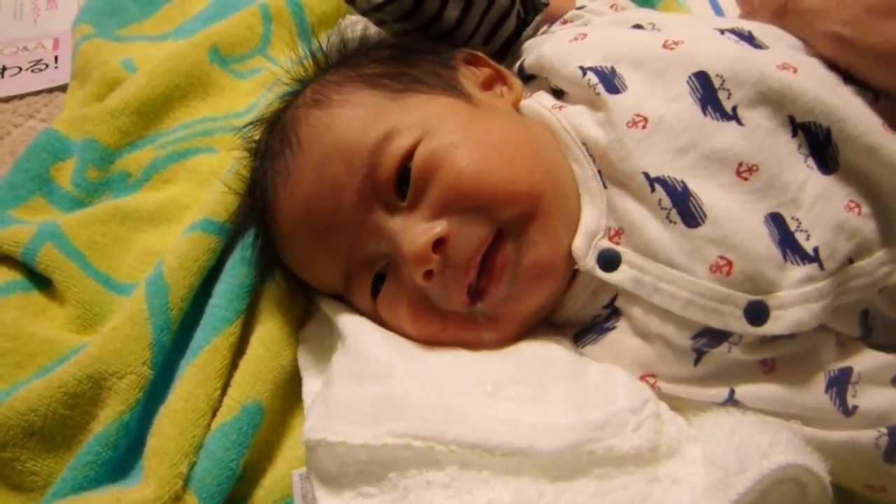 赤ちゃん 溢乳