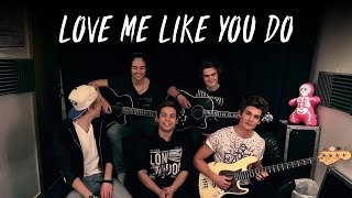 Ellie Goulding - Love Me Like You Do (Cover by Beside the Bridge)