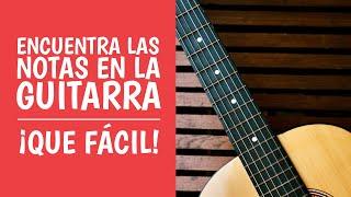2. Inolvidable Forma de Aprender las NOTAS DE LA GUITARRA (Curso de Guitarra)