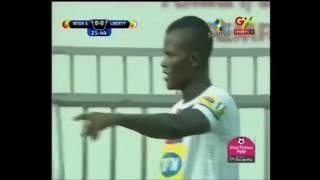 Samuel Sarfo    Ghana National Team Centre/Right Back