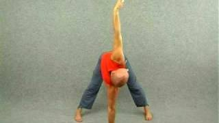 Видео уроки  по йоге. Мельница