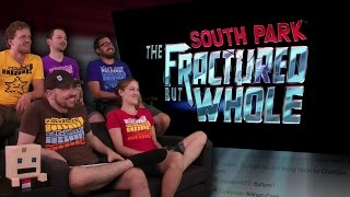 South Park: The Fractured but Whole E3 Announcement Trailer!