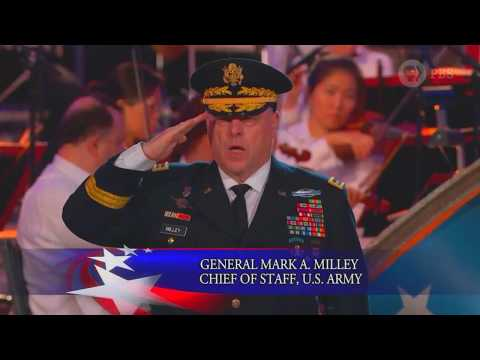 Armed Forces Medley: 2018 National Memorial Day Concert