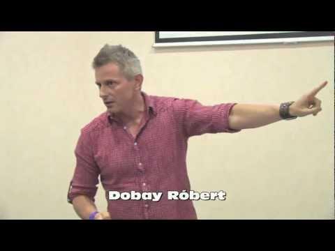 Dobay Róbert, Menedzsmentor - Miért nagy szívás a munka - és mit tegyél ellene?