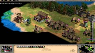 Age of Empires 2 HD Edition - Joan of Arc - An Unlikely Messiah Walkthrough Gameplay