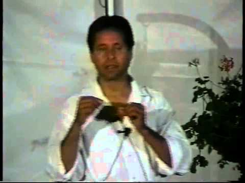 HEALTHY CELL WORKSHOP - Lou Corona at The Festival of The Ages, 2000 - Part 2of5
