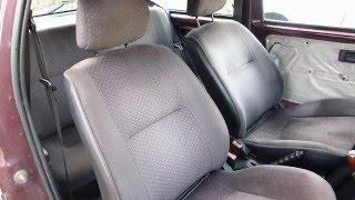 Comment démonter les sièges sur Citroen AX