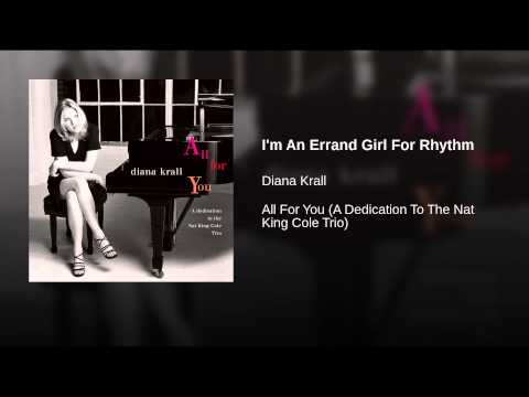Image result for Diana Krall pictures I'm An Errand Girl for Rhythm