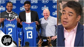 Steve Ballmer, Clippers adamant new arena will be built – Ohm Youngmisuk | The Jump