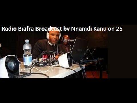 IPOB: Nnamdi Kanu Confessed on Radio Biafra Broadcast (Full Version).
