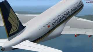 Pricey An FSX Film From A380 To CessnaTRUE HD!!! видео