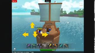 Roblox:Pilgrims island reborn
