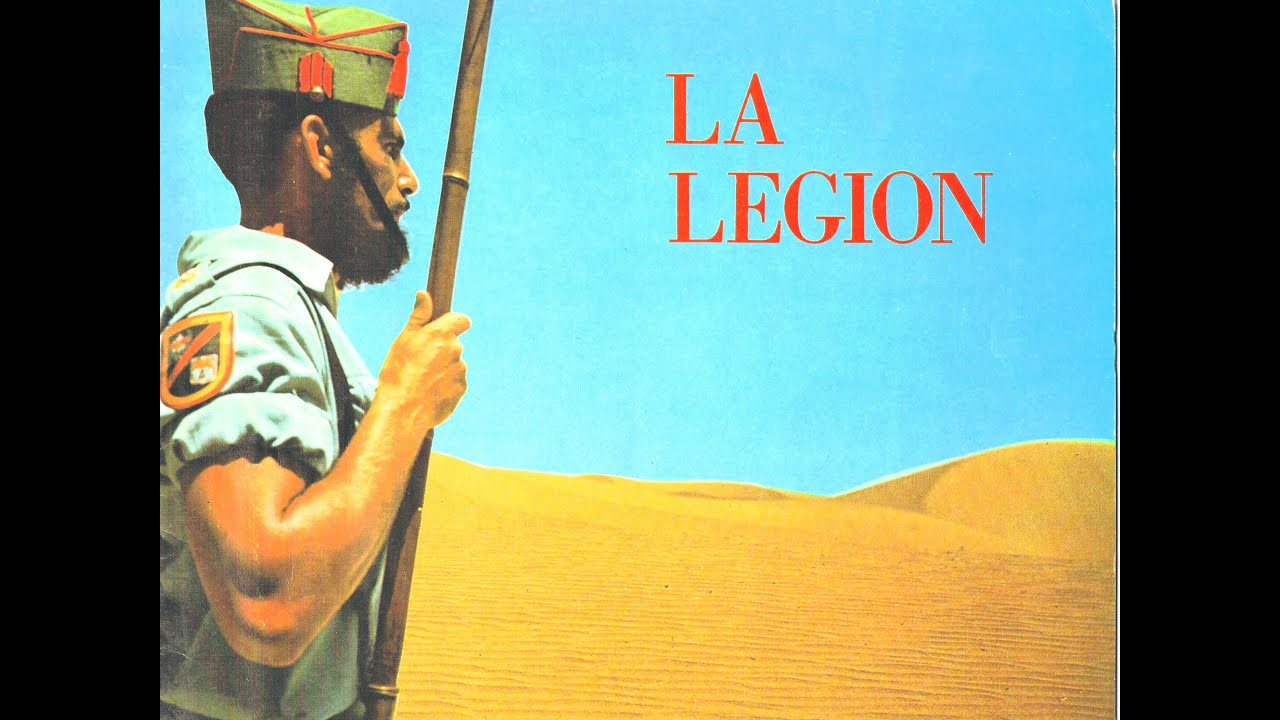 you tube legion espanola: