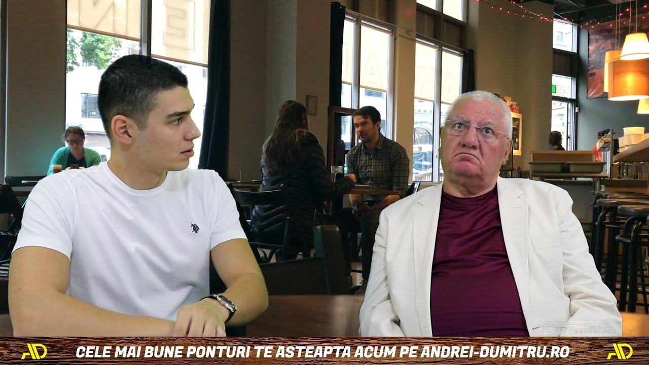 Q&A cu Dumitru Dragomir. Despre blaturi la pariuri sportive si meciuri aranjate