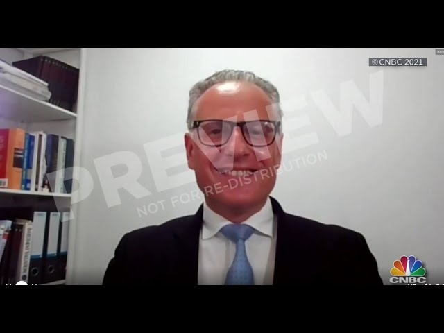 18th June 2021; Thanos Papasavvas on CNBC discussing the Fed, inflation and currencies