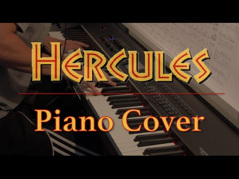"""Hercules - """"Go the Distance"""" (Piano Cover)"""