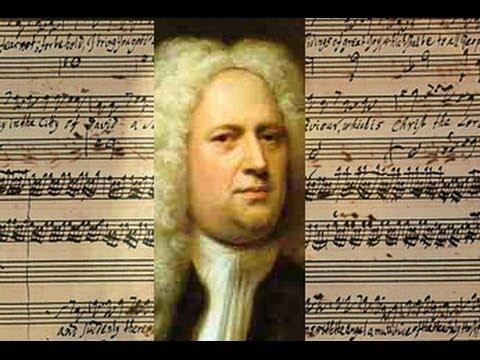 G. F. Händel: Saul - Instrumental Parts