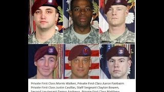 Bowe Bergdahl Not a Deserter ? Eddie Slovik only soldiers shot for desertion since Civil War