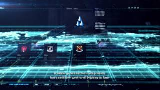 Ace Combat Infinity - Campaign 1-8 (X-02 Wyvern)