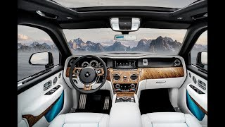 New Rolls-Royce Cullinan Concept 2019 - 2020 Review, Photos, Exhibition, Exterior and Interior